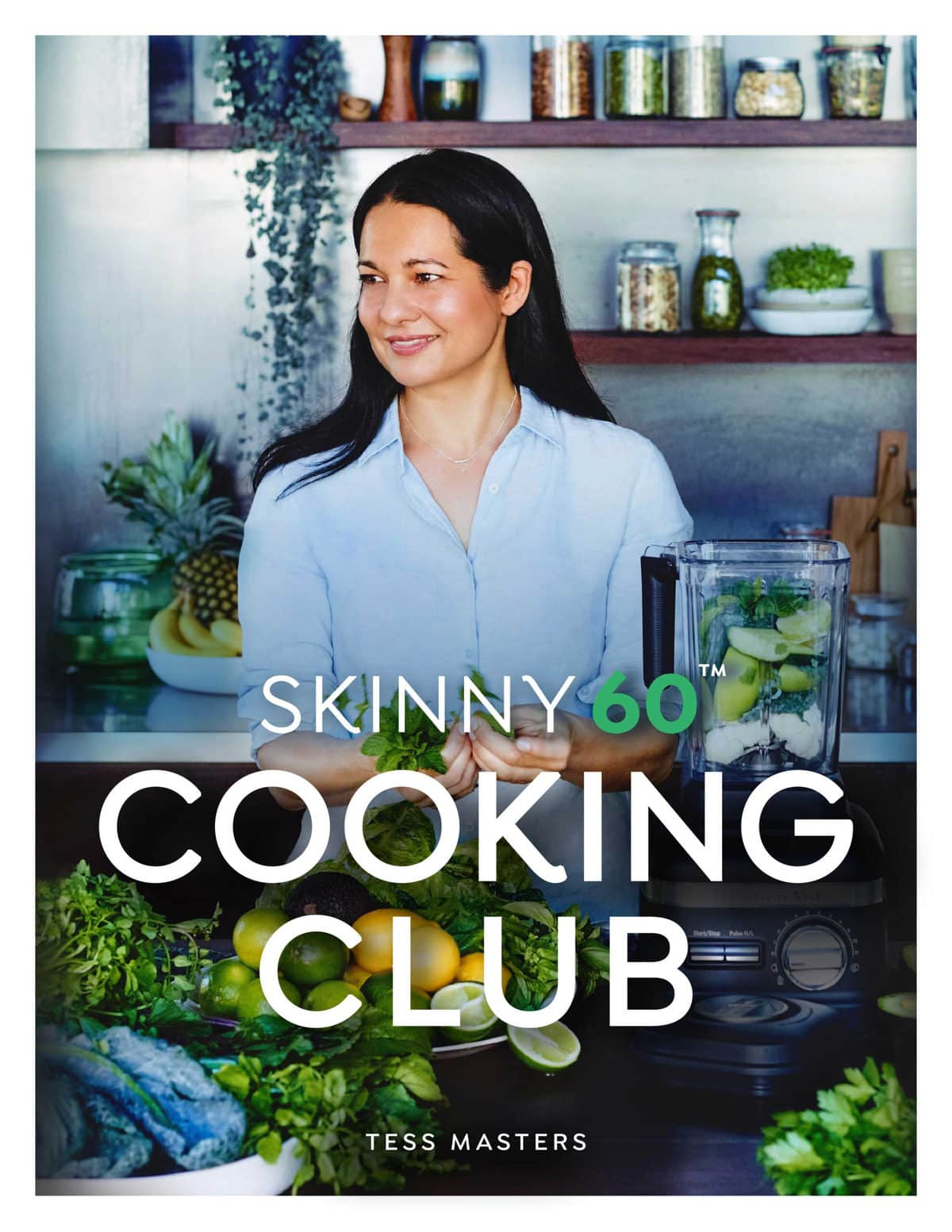 Skinny60™ Cooking Club Cover